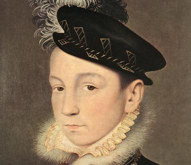 フランスのシャルル9世 画像