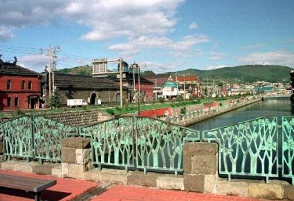 小樽 浅草橋 画像