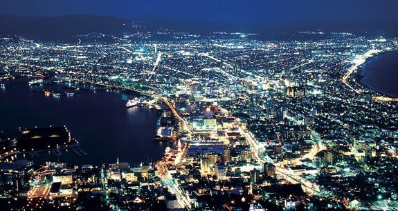 函館山 画像