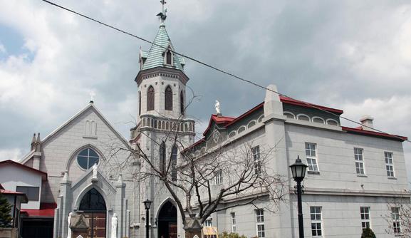 カトリック元町教会 画像