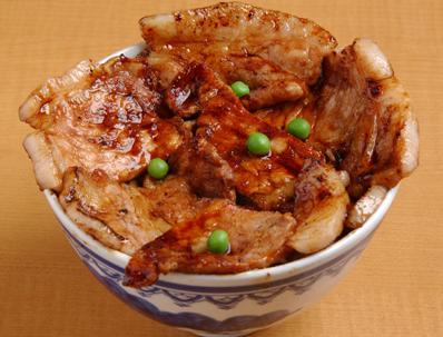 元祖豚丼のぱんちょう 画像