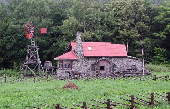 麓郷の森 画像