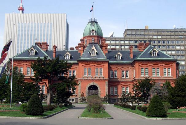 北海道庁旧本庁舎 画像