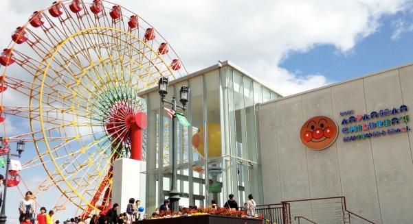 神戸アンパンマンこどもミュージアム&モール 画像