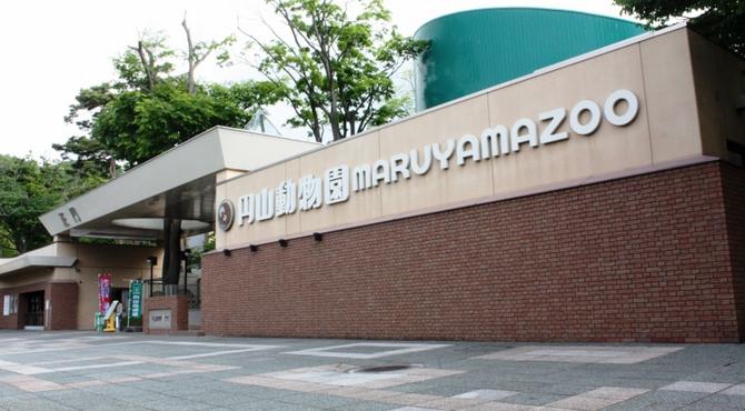 札幌市円山動物園 画像
