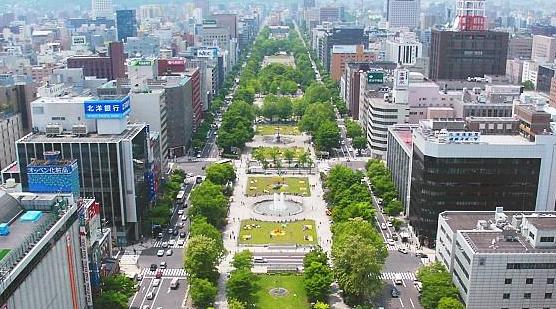 大通公園 画像