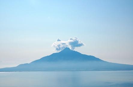 利尻島 画像