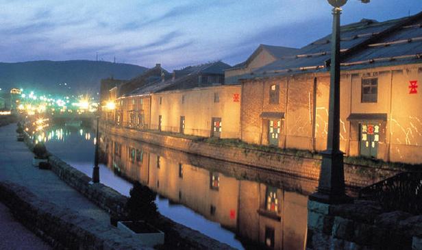 小樽運河 画像