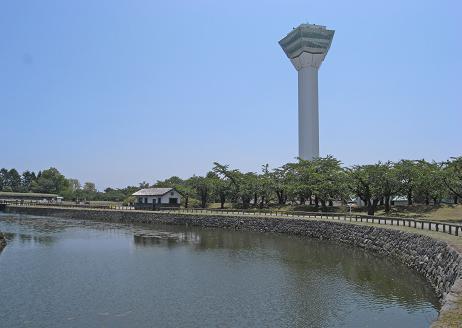 五稜郭タワー 画像