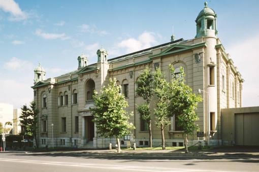 日本銀行旧小樽支店 金融資料館 画像