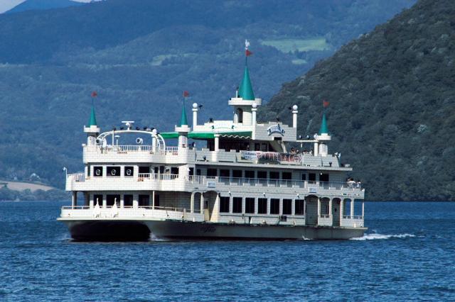 洞爺湖汽船 画像