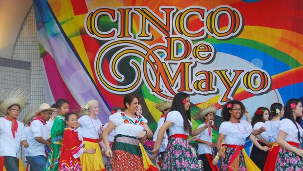 シンコ・デ・マヨ・フェスティバル2016 画像