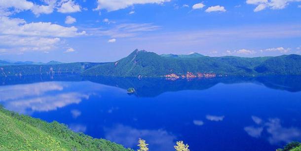 阿寒湖 画像