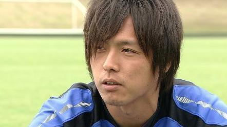 遠藤選手 画像