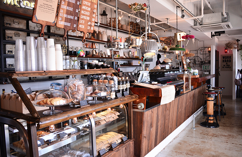 ZHYVAGO COFFEE WORKS 画像