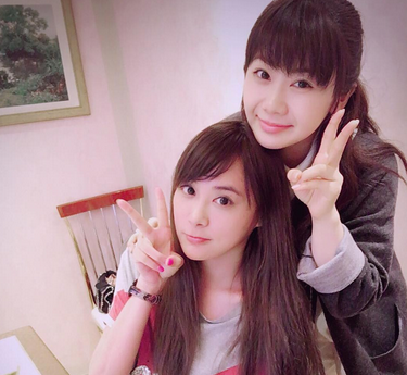 江宏傑(ジャンホンジェ)の姉 画像2