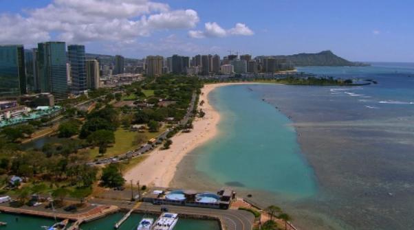 テラスハウス ハワイ 家 画像2