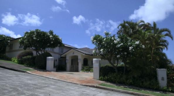 テラスハウス ハワイ 家 画像