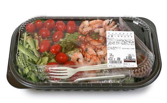 チョレギサラダ 画像